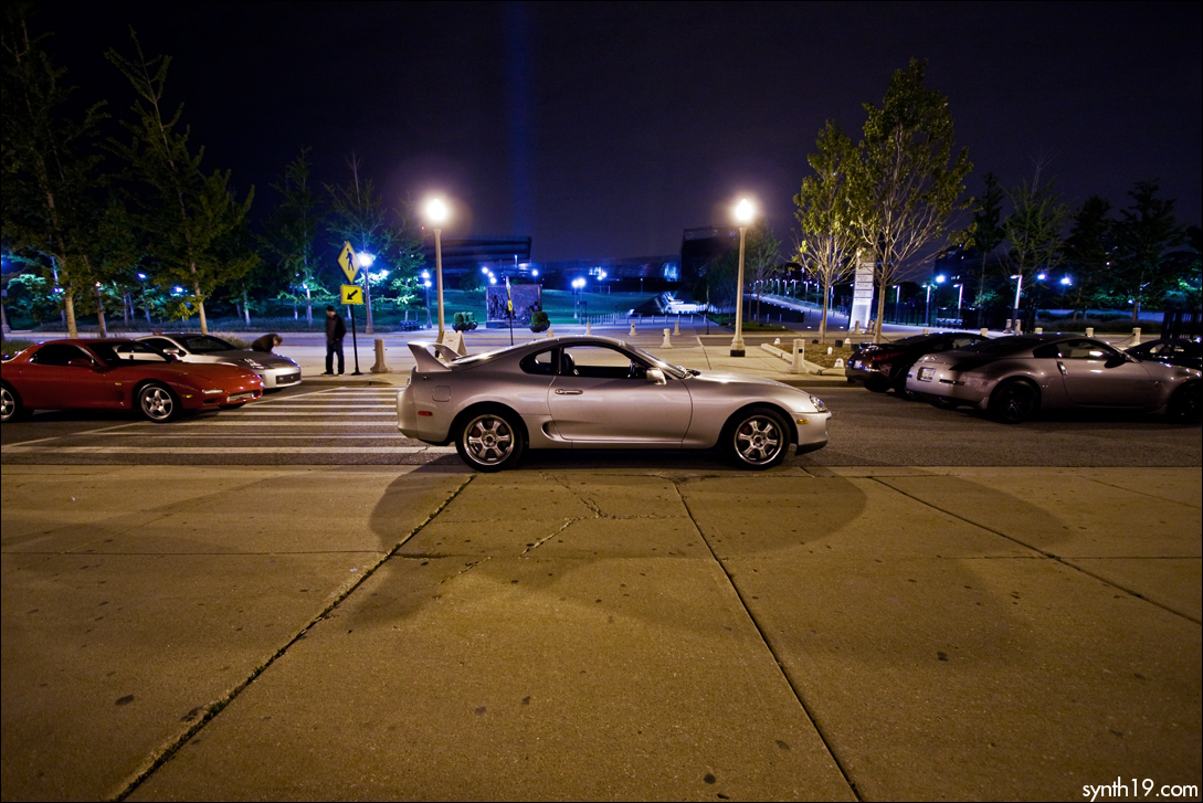 friday night lights car meet 2012