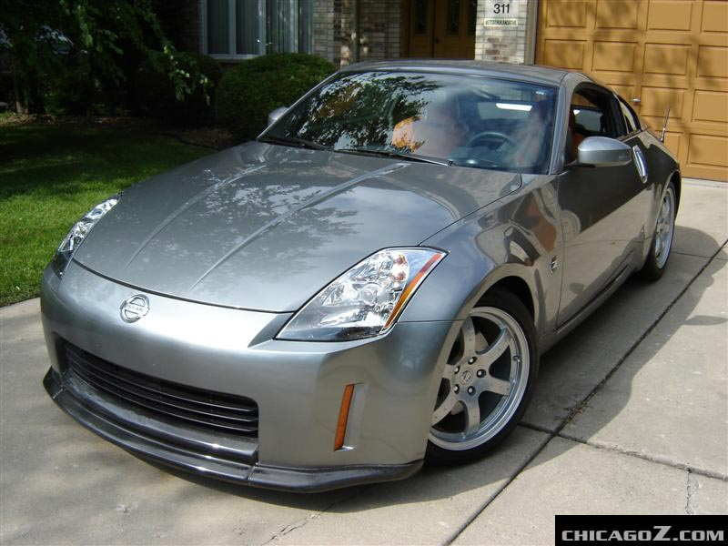 WTB - preface front lip, small, subtle kind  ?? - Wanted - 350Z