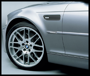 BMW (BBS)- CSL